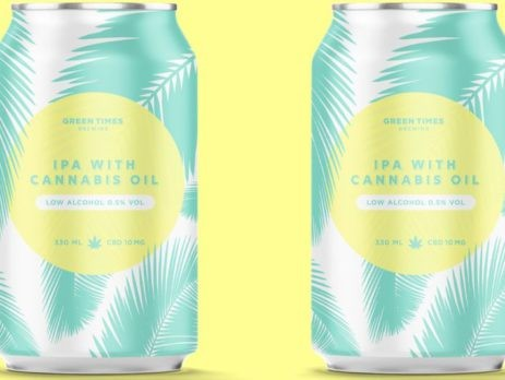 Green Times Brewing Low Alcohol CBD Beer UK
