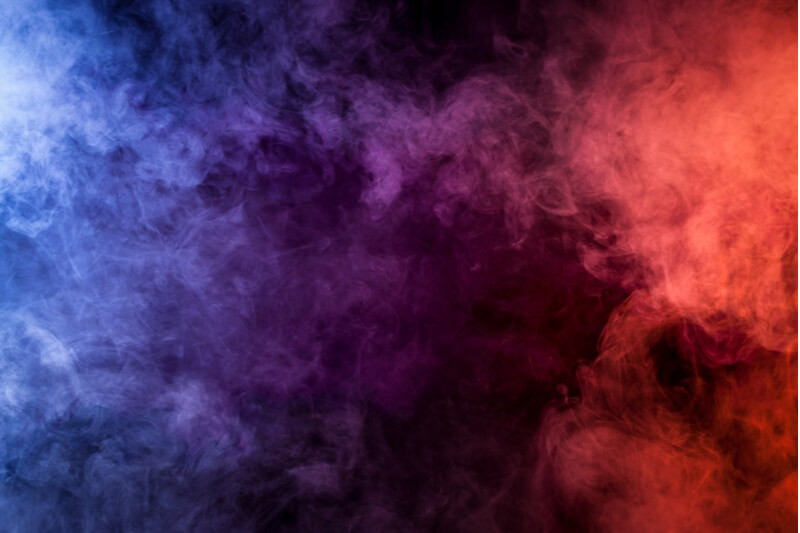 /vaporization effects by temperature